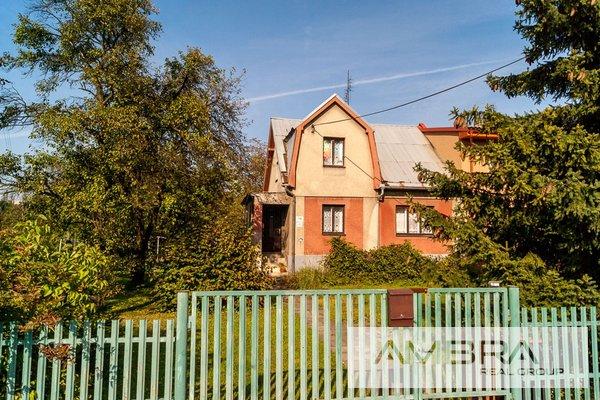 Prodej, Rodinný dům, 4+1, 150m², Karviná - Fryštát