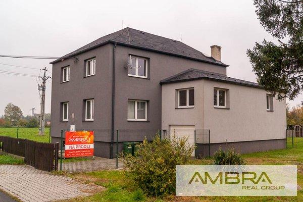 Prodej, Rodinný dům, 6+2, 300m² , Ostrava - Koblov - Slezská Ostrava