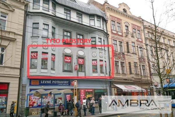 Pronájem, Kanceláře, 228m²,  Ostrava