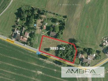 Prodej, Pozemky pro bydlení, 3985 m² - Ostrava - Heřmanice