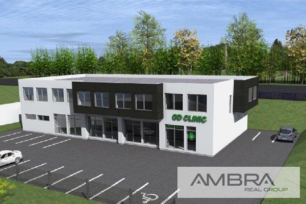 Pronájem, Ostatní komerční nemovitosti, (ordinace, kanceláře aj. 18 - 38 m² - Ostrava-Zábřeh, ul. Závodní