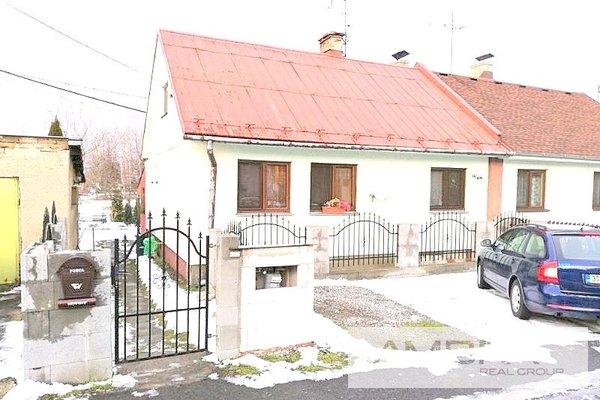 Prodej, Rodinné domy, 3+1, 80m² - Horní Suchá