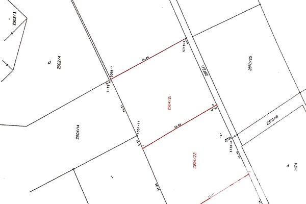 Prodej, Pozemek pro bydlení, 1023m², Karviná