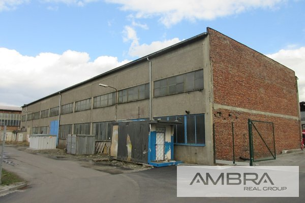 Pronájem, Hala - skladovací hala, výrobní prostor, 1200m² - Paskov