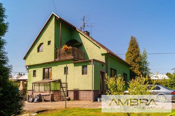 Prodej, Rodinný dům, 5+1, 200m² - Rychvald