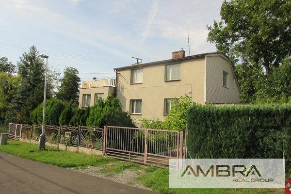 Prodej, Rodinné domy, 388 m² - Ostrava - Kunčičky, pozemek 1168 m2