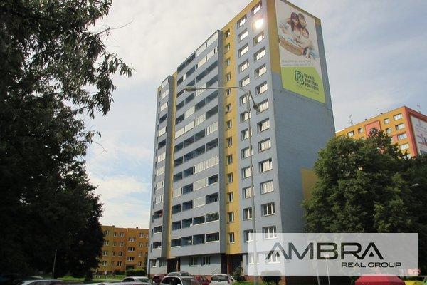 Prodej, Byty 2+1 s komorou, 52 m² - Ostrava - Hrabůvka, ul. Kašparova