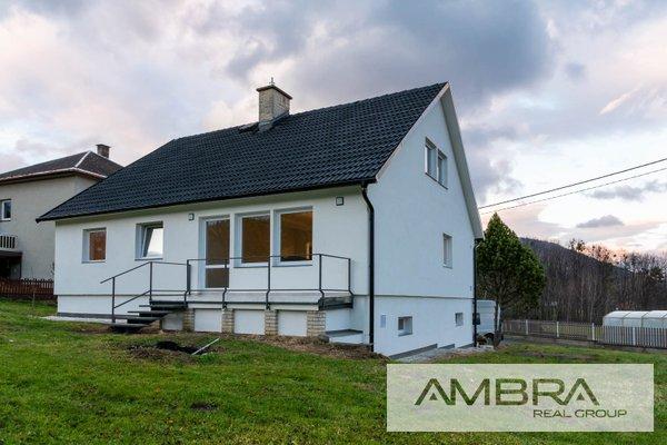 Prodej, Rodinné domy, 270m², Lichnov