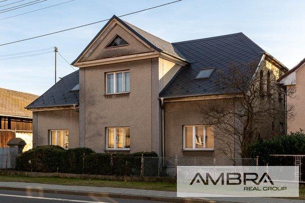 Prodej, Rodinné domy, 500m², Hněvošice