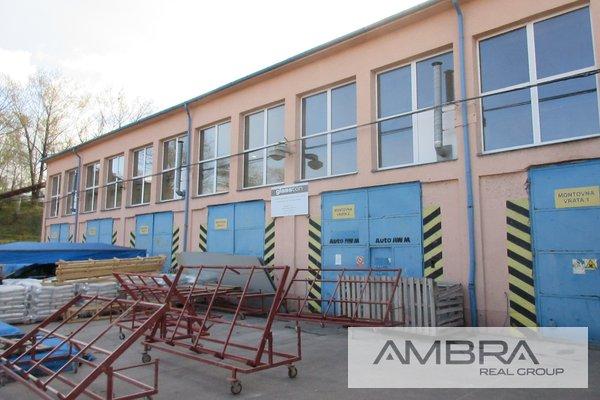 Pronájem,  Montážní hala o výměře 748,9 m² - Ostrava - Muglinov, ul. Betonářská