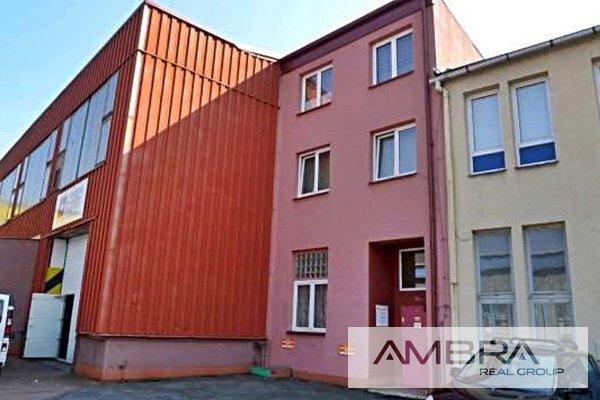 Pronájem, Kanceláře, 29 m² - Ostrava - Přívoz, ulice Teslova