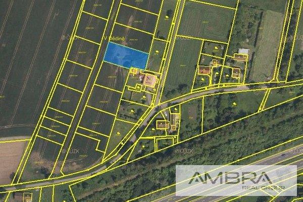 Prodej, Pozemky pro bydlení, 1156m² - Šenov, ul. Do Dědiny
