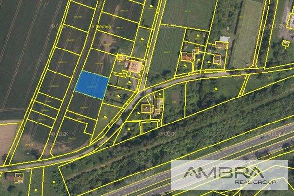 Prodej, Pozemky pro bydlení, 1003m² - Šenov, Do Dědiny