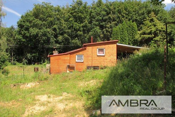 Prodej, Chata  s pozemkem 590 a rybníkem, 588m² - Šenov