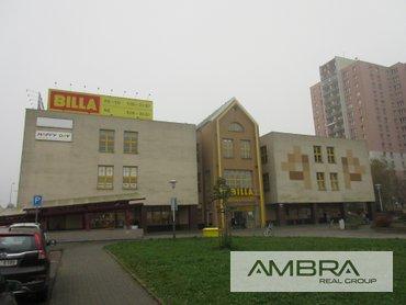Pronájem, Obchodní prostory, 16 m² - Ostrava - Bělský Les, ulice Bohumíra Četyny