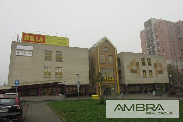 Pronájem, Obchodní prostory, 500 m² - Ostrava - Bělský Les, ulice Bohumíra Četyny