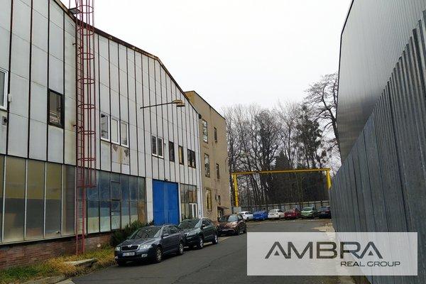 Pronájem, Ostatní komerční nemovitosti - hala, 1100m² - Frýdlant nad Ostravicí - Frýdlant