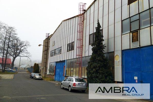Pronájem, Ostatní komerční nemovitosti - hala, od 100 m² - Frýdlant nad Ostravicí - Frýdlant