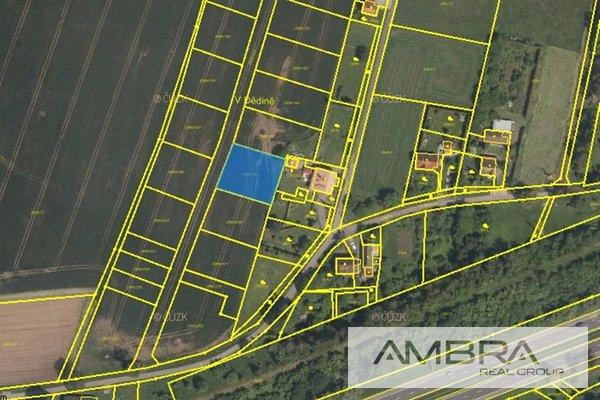 Prodej, Pozemky pro bydlení, 1040m² - Šenov, ul. Do Dědiny