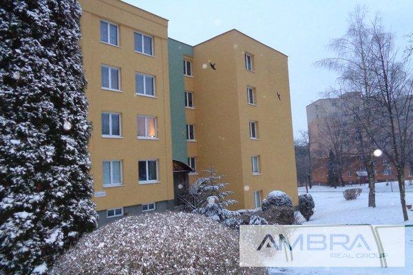 Byt 2+1 v osobním vlastnictví se zasklenou lodžií, Jaroslava Vrchlického, Havířov