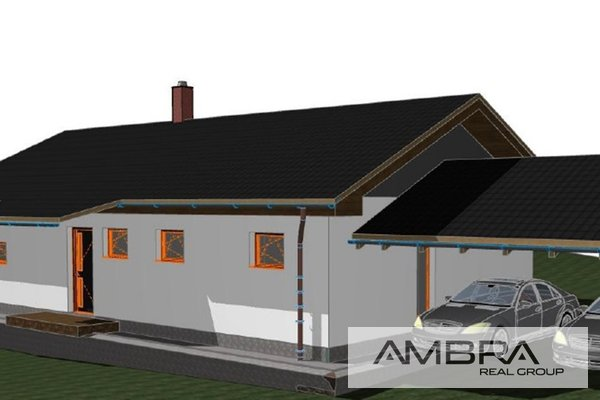 Prodej, Rodinné domy, 98,8 m² - Šenov, ul. Do Dědiny, pozemek 1040 m2