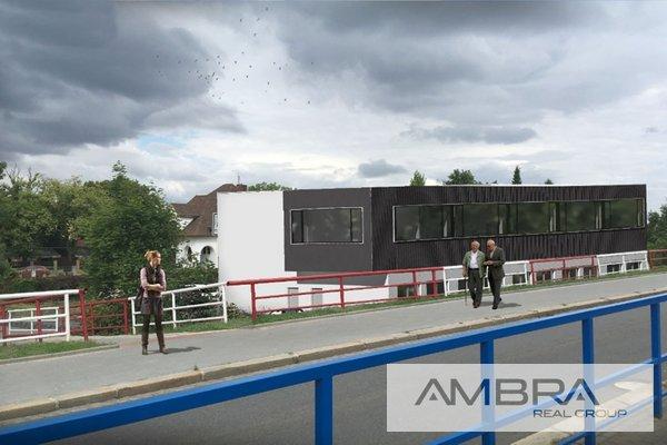 Prodej, Ostatní komerční nemovitosti, (ordinace, kanceláře aj. 18 - 38 m² - Ostrava-Zábřeh, ul. Závodní
