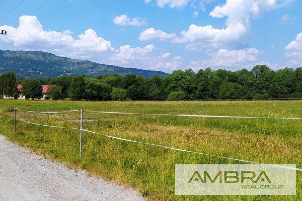 Prodej, Pozemky - trvalý travní porost, 1006 m² - Frýdlant nad Ostravicí - Nová Ves