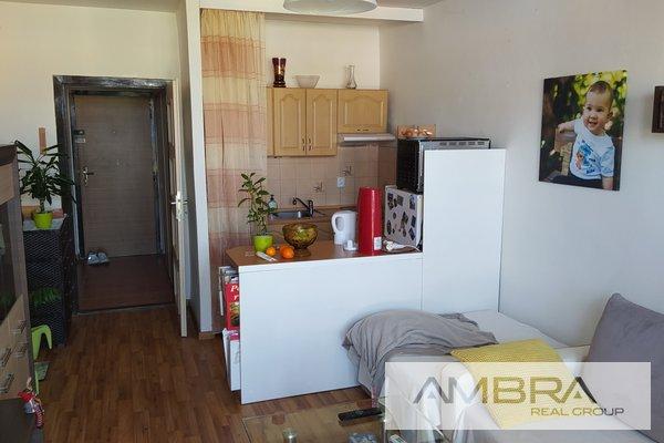 Prodej, Byty 1+kk s lodžií, 27m² - Ostrava - Výškovice, ul. Výškovická