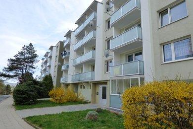 Pronájem bytu 2+1 s lodžií, Třebíč, Nové Dvory, Ev.č.: 00838