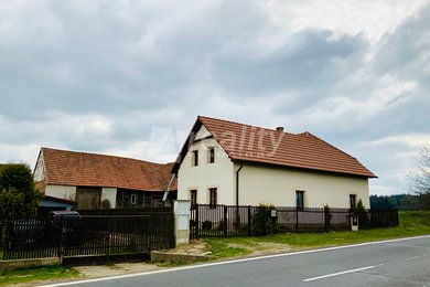 Prodej, rodinný dům 3+kk, Cetoraz, okr. Pelhřimov
