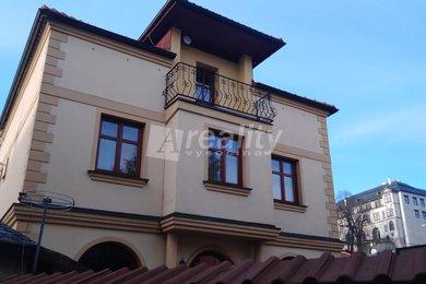 Pronájem bytu 2+kk, 92 m² s balkonem, Velké Meziříčí - centrum, Ev.č.: 00966