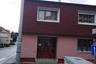 Pronájem bytu 2 KK s kanceláří 18 m², Velká Bíteš, Ev.č.: 00971