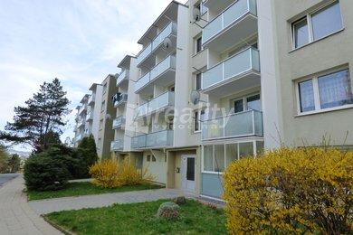 Pronájem bytu 2+1 s lodžií, Třebíč, Nové Dvory, Ev.č.: 01010