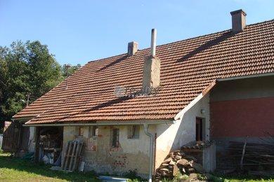 Prodej rodinného domu, chalupy 1962 m2, Číhošť u Ledče nad Sázavou, Ev.č.: 5469