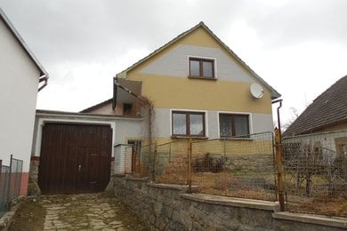 Prodej, rodinný dům, Zahrádky, Horní Dvorce, Ev.č.: 00007