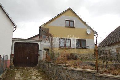 Prodej, vesnický dům, Zahrádky, Horní Dvorce, Ev.č.: 00007