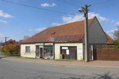 Prodej, obchodní prostory, 590 m², Košetice, Ev.č.: 5288-1