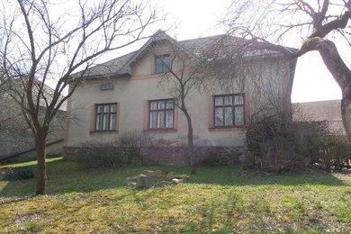 Prodej, zemědělská usedlost 3+1, Horní Krupá, Ev.č.: 00012