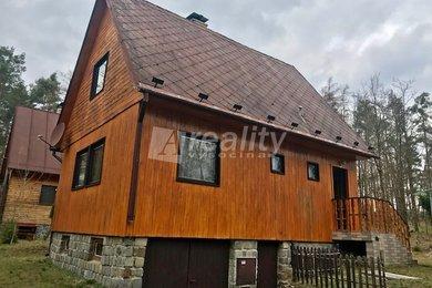 Prodej, chata, 50 m², Kozlany, Dalešice