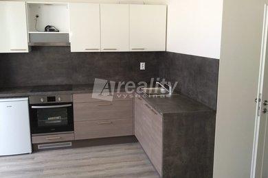 Pronájem, byt 1+kk, 38 m² s lodžií, výtahem, Brno, Rumiště