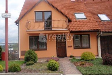 Prodej řadového rodinného domu, 97 m2, Velké Meziříčí