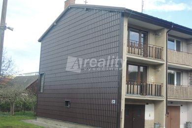 Prodej domu 3+1 s balkonem a garáží v obci Osová Bitýška