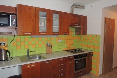 Pronájem bytu 1+1 s balkonem, 40 m2, Jihlava, Za Poštou