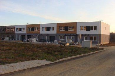 Prodej nových řadových rodinných domů, Havlíčkův Brod, Ev.č.: 00153