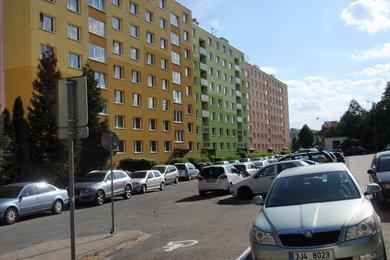 Prodej bytu 2+1 s lodžií, Třebíč, Nové Dvory, Ev.č.: 00163