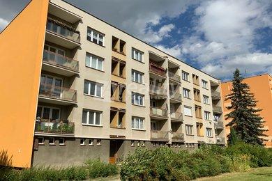 Prodej, bytu 3+1 s balkonem, 80m², Sezimovo Ústí, Ev.č.: 00187