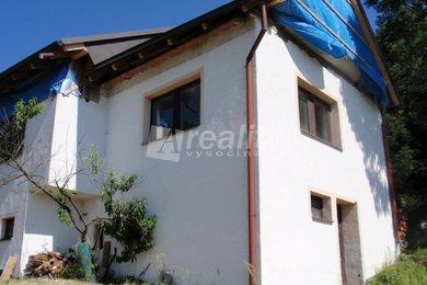 Prodej chaty, 85m²  Olší nad Oslavou u Velkého Meziříčí
