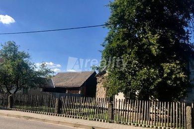 Prodej, stavební pozemek, 3126 m2, Nárameč u Třebíče, Ev.č.: 00211
