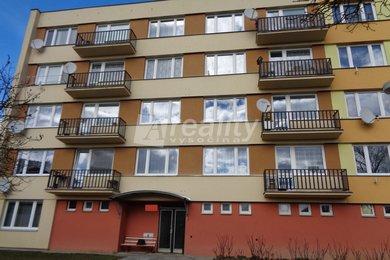 Prodej družstevního bytu 1+1, 36m² - Kamenice nad Lipou, Ev.č.: 00213