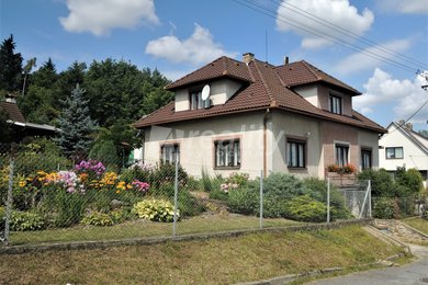Prodej rodinné domy, 5+1 180 m² - Křižanov okres ďár nad Sázavou, Ev.č.: 00216